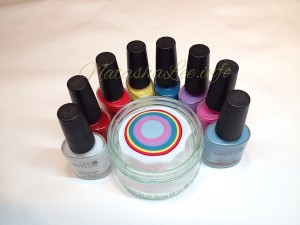 Make The Colours Spread When Water Marbling