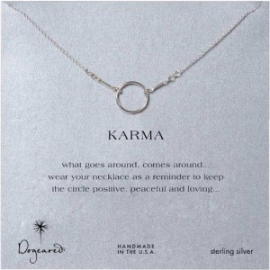 Karma Necklace Jewellry