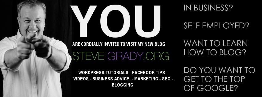 Steve Grady Website