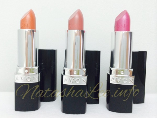 Avon Ultra Colour Lipstick Review Swatches Natasha Lee