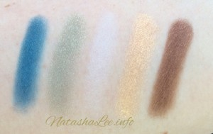 Dior Eyeshadow Swatch
