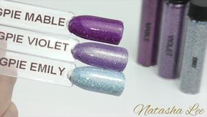 Frozen nail art glitter