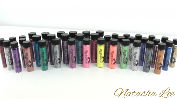 magpie glitters for nail art