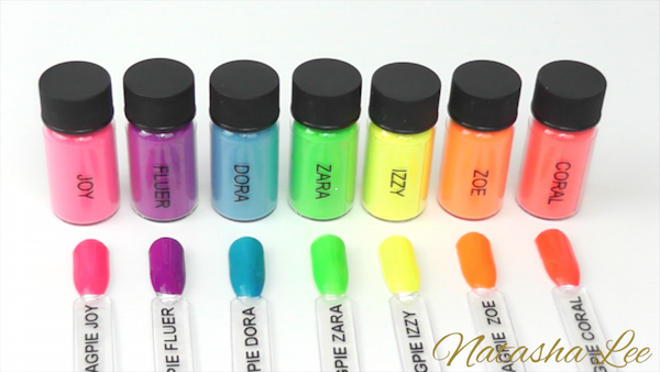 Magpie Neon Nail Pigments
