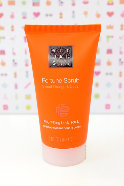 Rituals Fortune Scrub Review