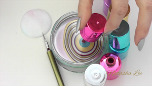 Best Water Marble Nail Art