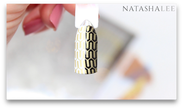 Best gold stamping polish