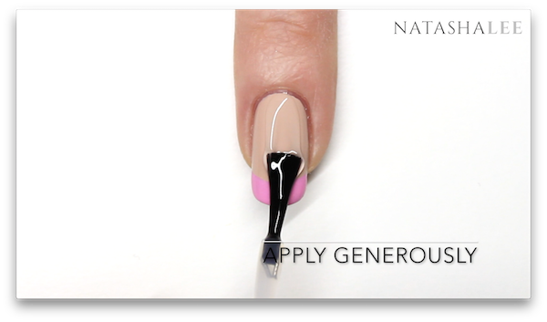 nail trend pastel tip french manicure