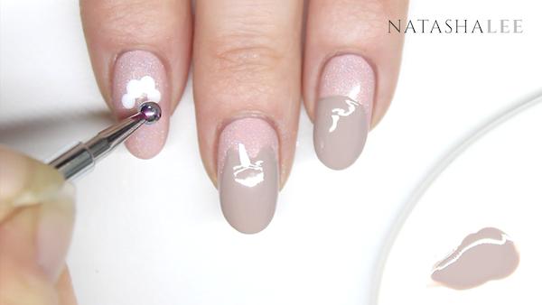 cat nail art nails