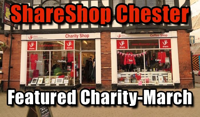 Share Shop Chester