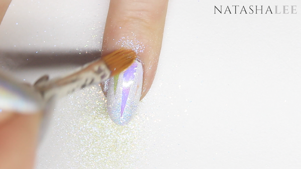 unicorn nail art nails