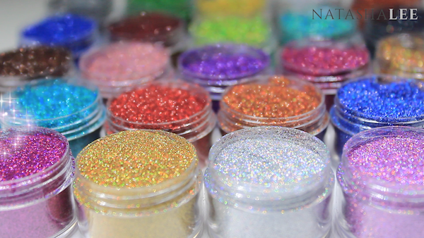 holo glitter review