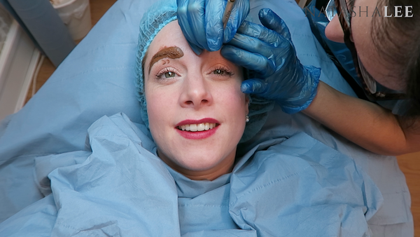 diamant blading brows
