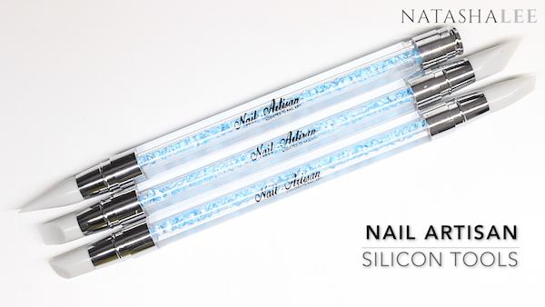 silicone nail tools
