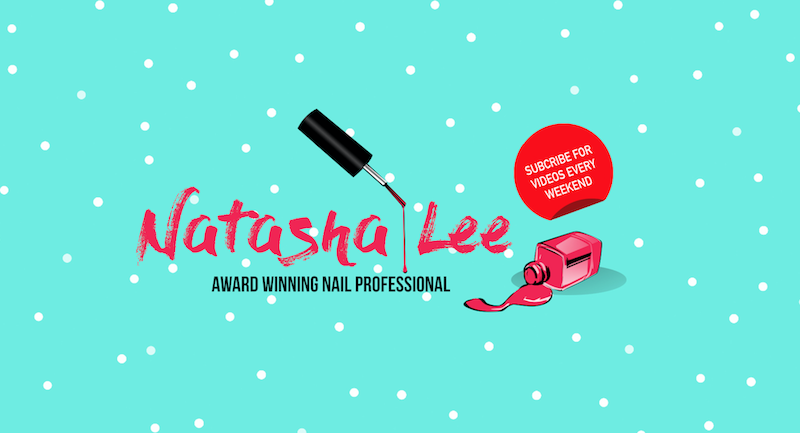 Natasha Lee YouTube Nails