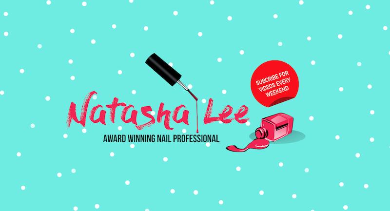 Natasha Lee YouTube Nails