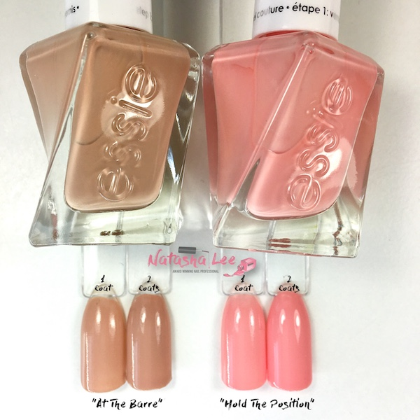 Essie Gel Couture Swatch