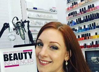 Best beauty vlogger award youtube