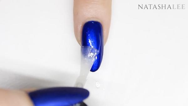 diamond underside nails